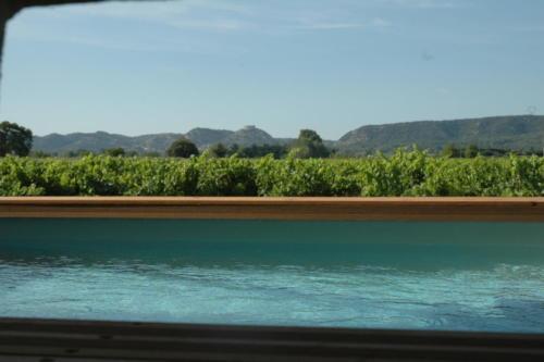 piscine domaine de Sévanes